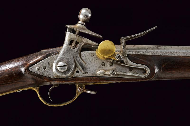 An infantry flintlock gun - Image 4 of 10