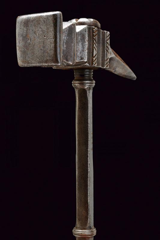 A war hammer in the 17th century style - Image 8 of 10