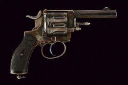 A rare ten-shot center fire revolver