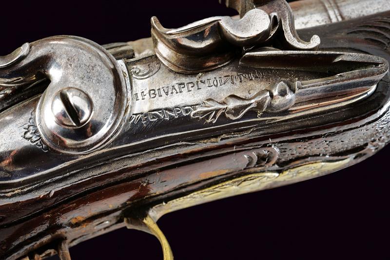 A flintlock pistol - Image 8 of 10