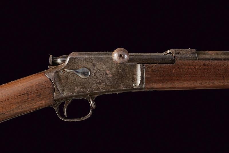 A Winchester-Hotchkiss 3rd Model Musket, 1883 Model - Image 2 of 8