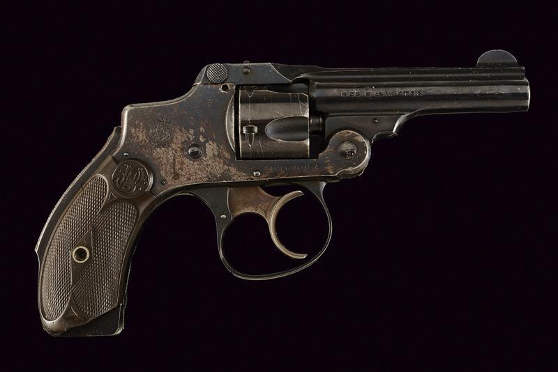 S&W 32 Saftey Model D. A. Revolver