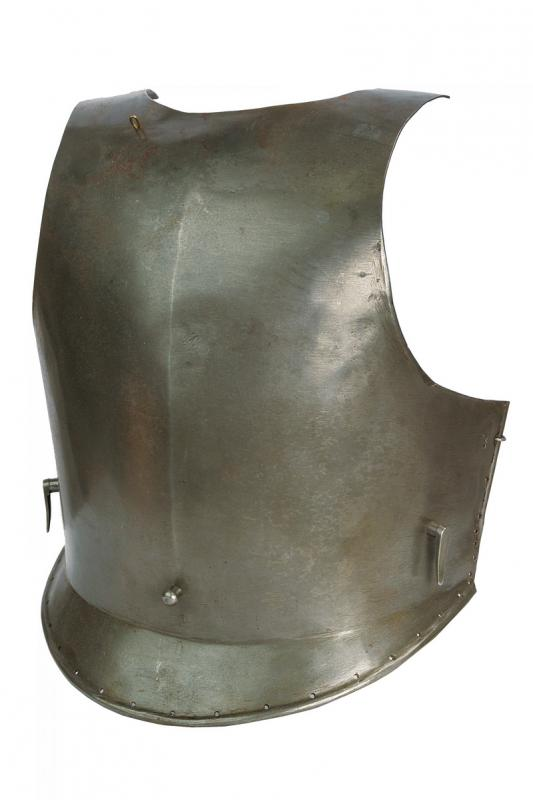 A breast plate