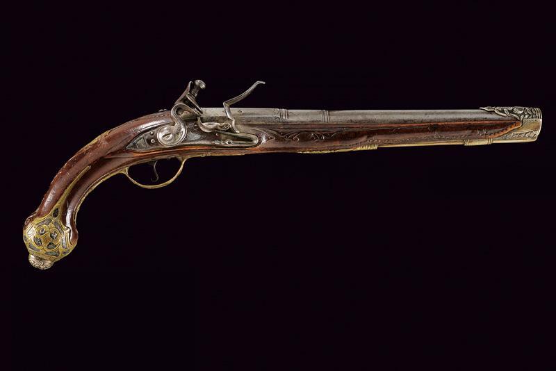 A fine flintlock pistol - Image 11 of 11
