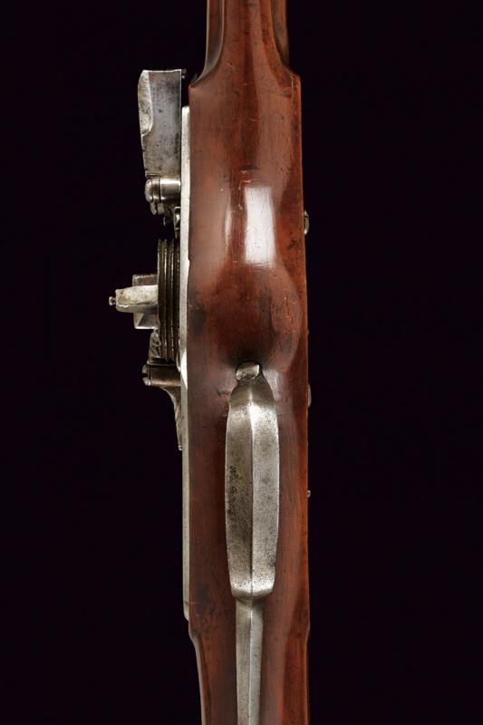 A pair of wheel-lock pistols - Image 7 of 8
