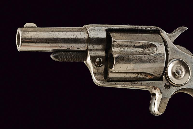 Colt New Line 38 Caliber Revolver - Image 2 of 3