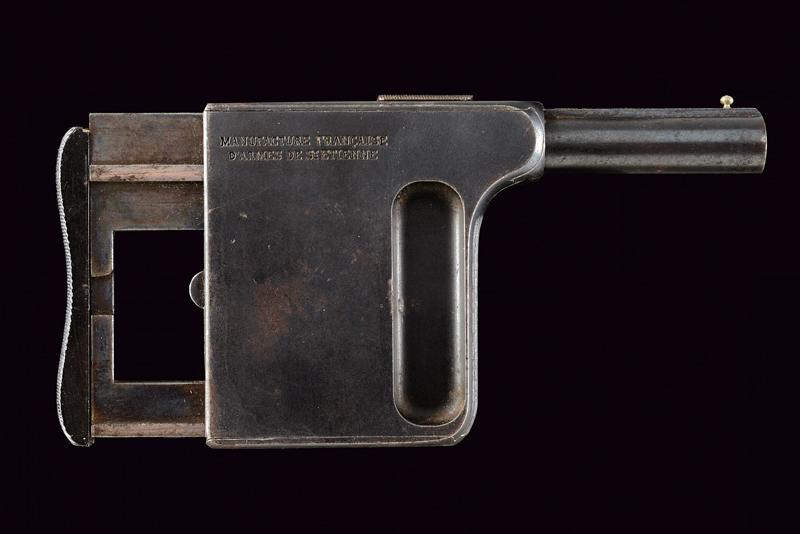 A 'Mitrallieuse' pistol - Image 5 of 5