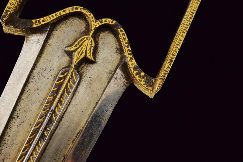 A beautiful katar with accessories and scabbard - Image 8 of 9