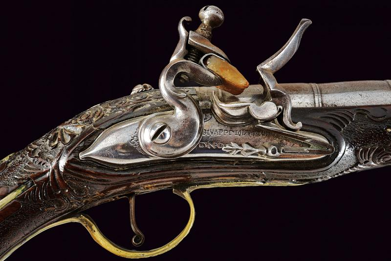 A flintlock pistol - Image 5 of 10