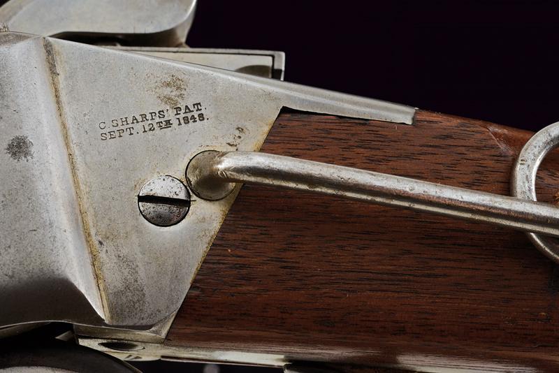 Sharps New Model 1863 Carbine - Image 10 of 12