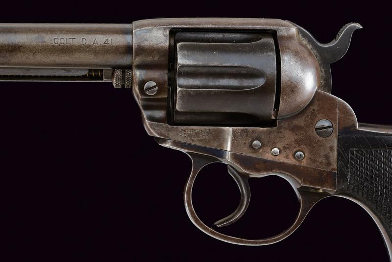 A 1877 Colt Model 'Thunderer' D.A. Revolver - Image 9 of 10