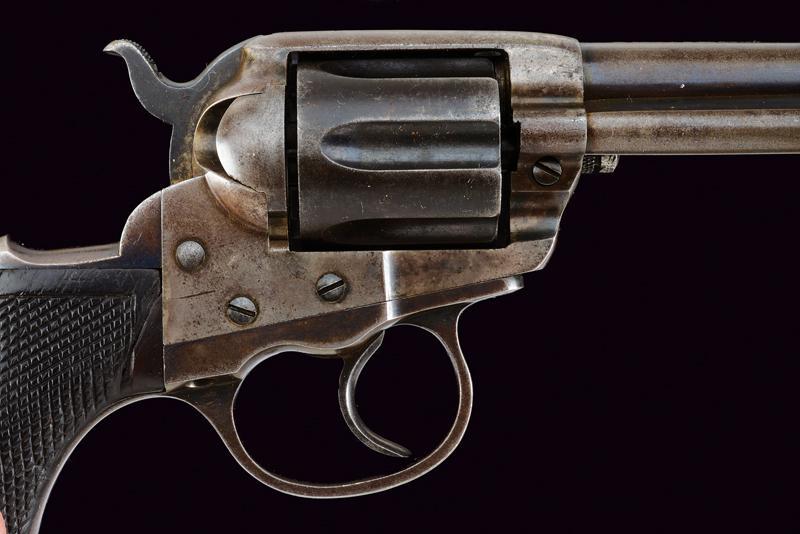 A 1877 Colt Model 'Thunderer' D.A. Revolver - Image 4 of 10