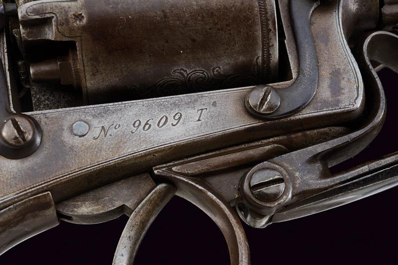 A Tranter percussion revolving carbine - Image 8 of 10