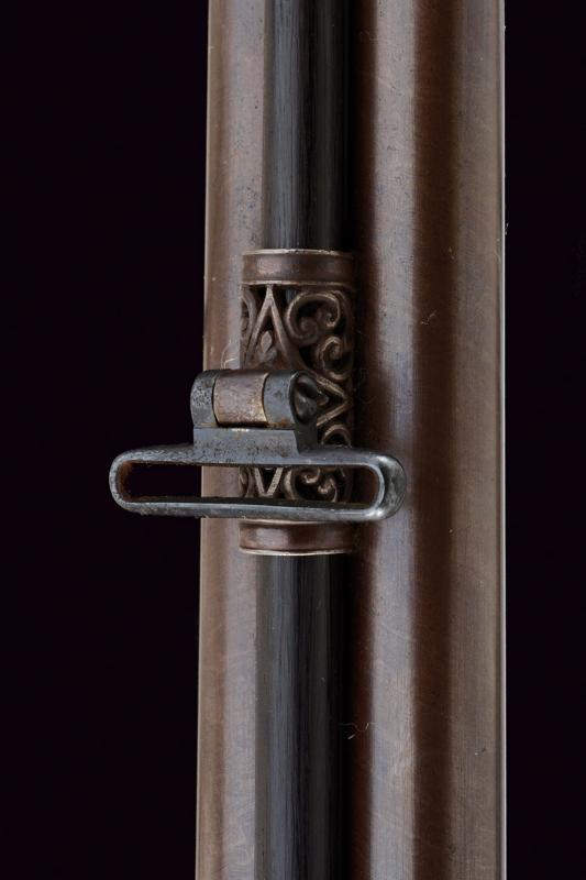 A beautiful and elegant double barrelled shotgun - Image 6 of 11