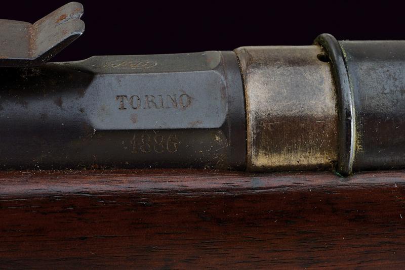 An 1870 model Vetterli breech loading rifle - Image 5 of 10