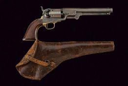 A Colt Model 1851 Navy Revolver, Third Model