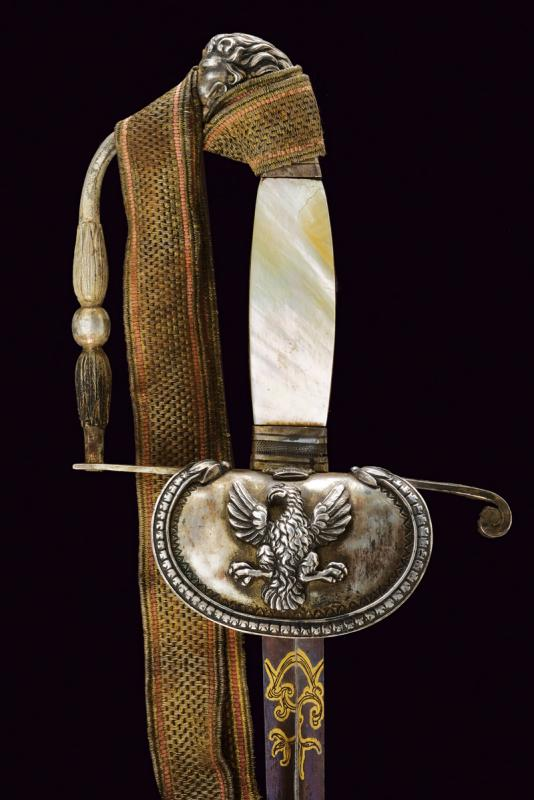 A senior staff officer's small sword - Image 7 of 8