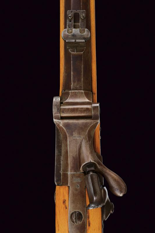 An 1862/67 model Wanzel Infantry rifle - Image 3 of 11