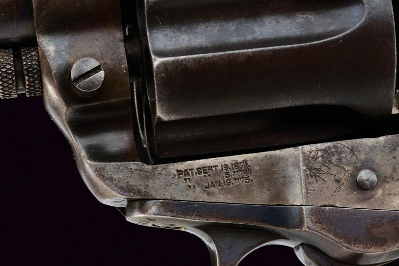 A 1877 Colt Model 'Thunderer' D.A. Revolver - Image 3 of 10