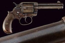 Colt Model 1878 'Frontier' D.A. revolver