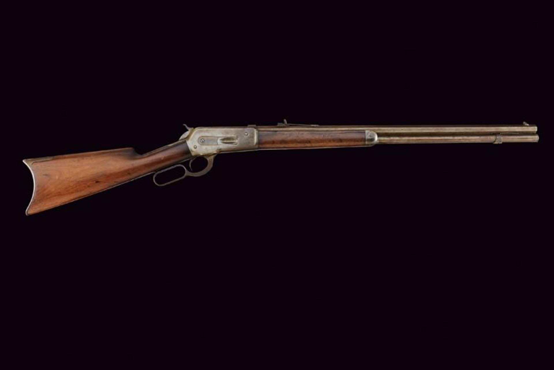 A Winchester Model 1886 Rifle - Image 11 of 11