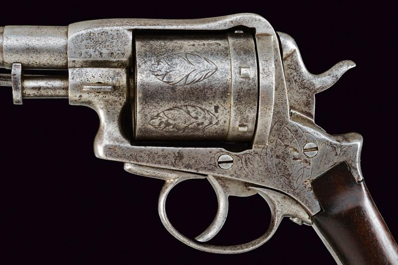 A center-fire Montenegrin type revolver - Image 5 of 7