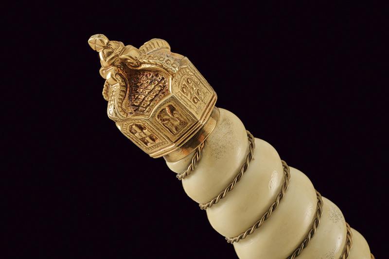 A Kaiserliche Marine dagger - Image 4 of 5