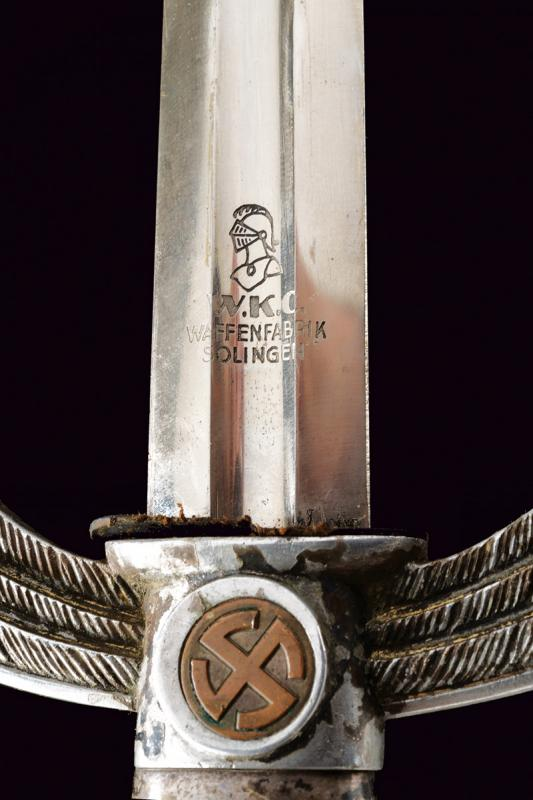 An Air force officer's sword - Image 8 of 10