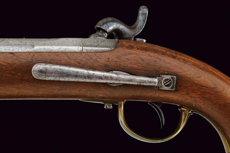 A pair of percussion pistols for Chasseur a cheval - Image 6 of 6