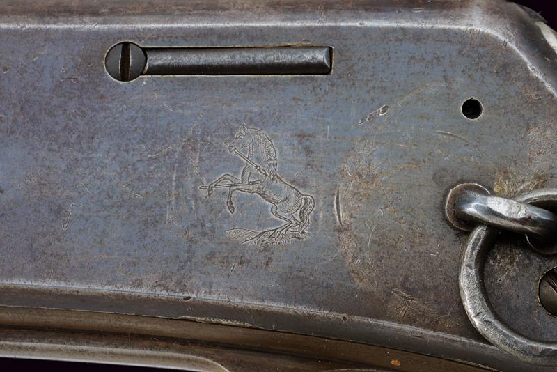 A Colt Lightning Slide Action Carbine, Medium Frame - Image 3 of 9