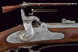 An interesting Colt Model 1861 Special Musket with bayonet