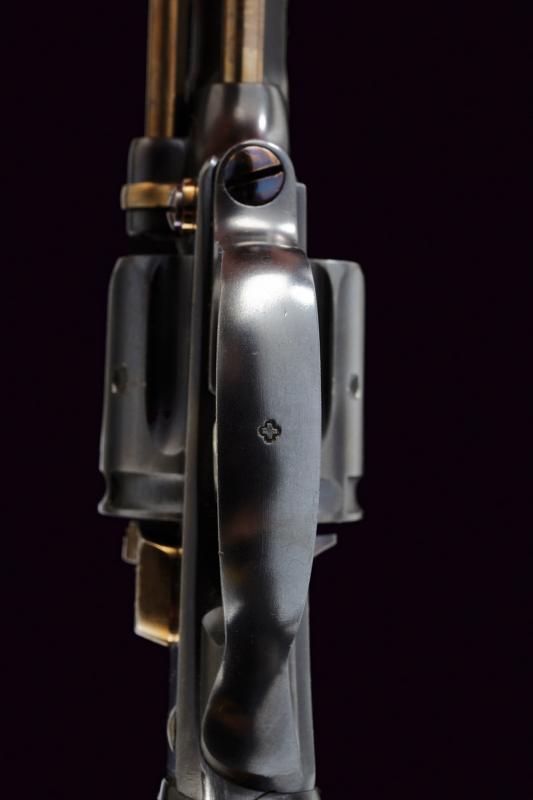 An 1882 model centerfire revolver - Image 3 of 8
