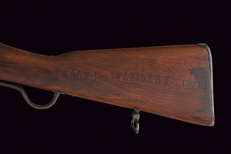A breechloading Peabody-Martini rifle - Image 5 of 6