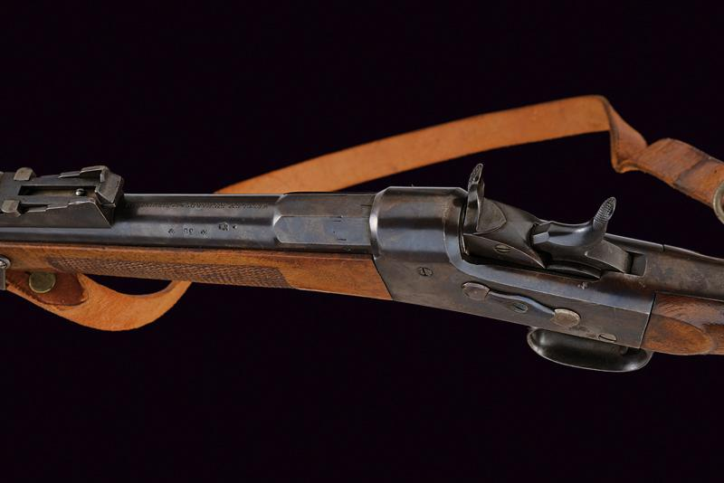 A Rolling block carbine by Westley Richards - Image 3 of 5
