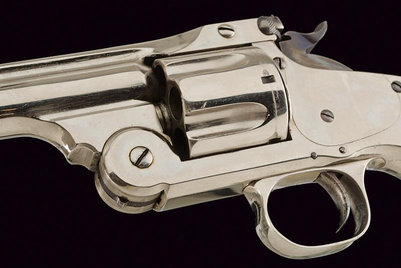 A S&W New Model No. 3 Single Action Revolver - Image 5 of 5
