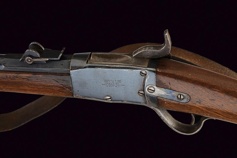 An 1867/77 model Peabody rifle - Image 5 of 7