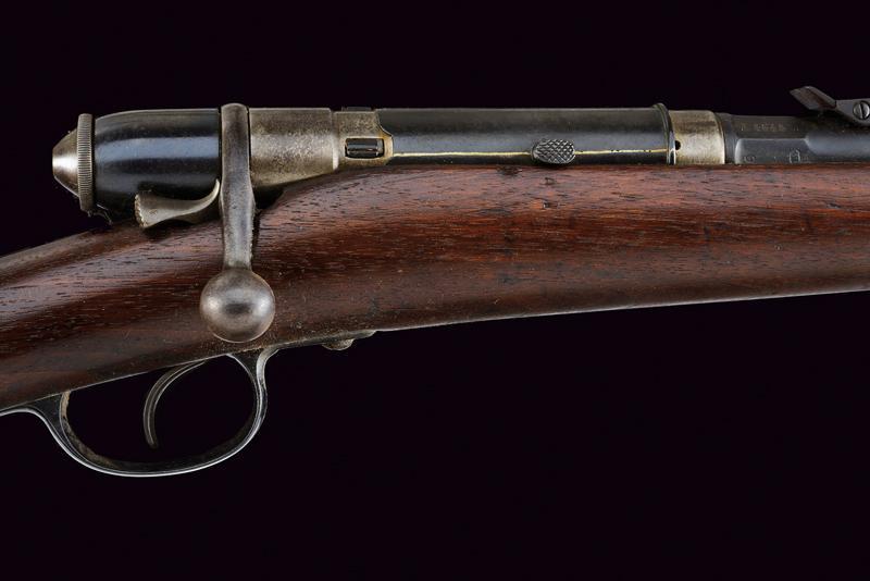 An 1870 model Vetterli breech loading rifle - Image 3 of 10
