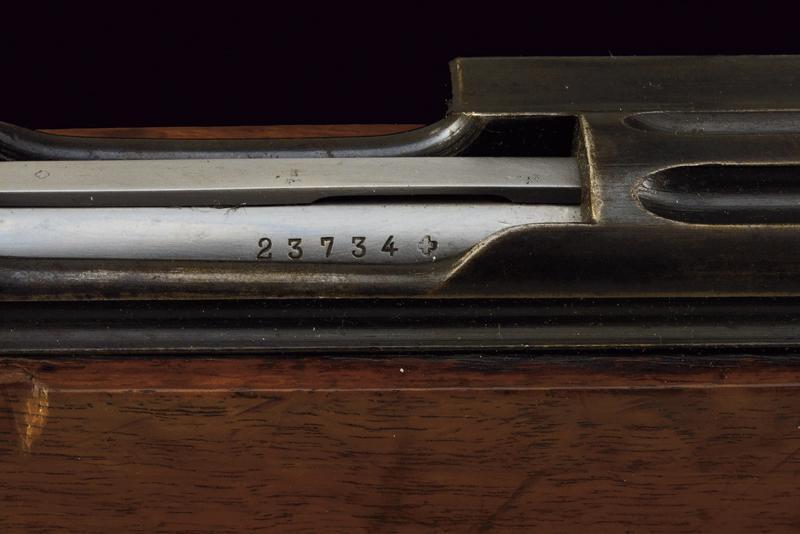 A model 1889 Rubin Schmidt rifle - Image 8 of 11