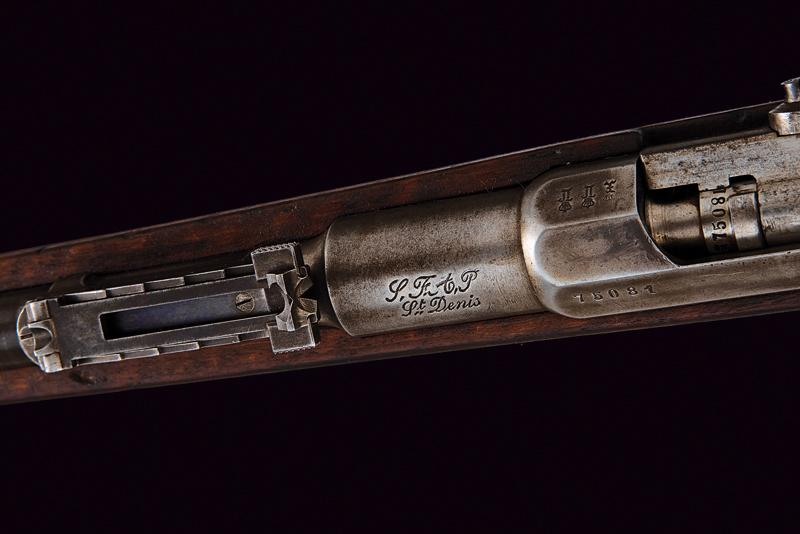 An 1871 model Mauser rifle - Image 4 of 7