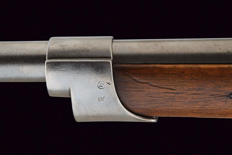 A Remington Rolling Block rifle by Nagant - Image 6 of 7