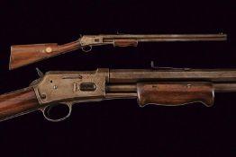 A Colt Lightning Slide Action Rifle, medium frame