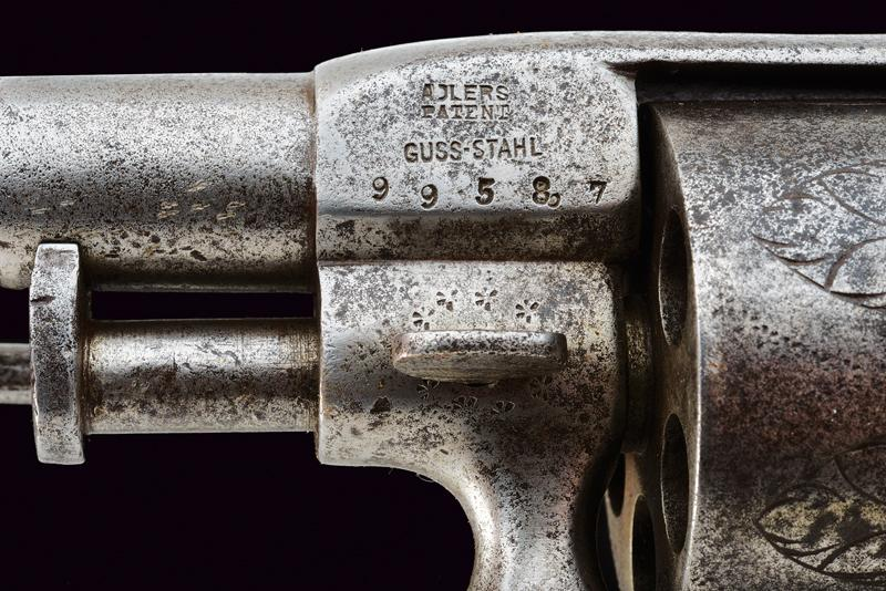 A center-fire Montenegrin type revolver - Image 2 of 7