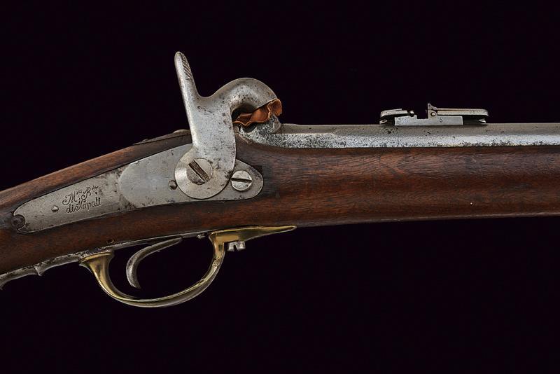 A grenadier's gun with bayonet - Image 2 of 5