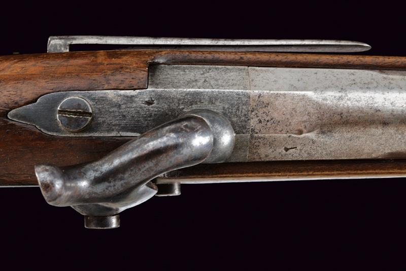 A pair of percussion pistols for Chasseur a cheval - Image 2 of 6