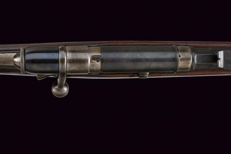 An 1870 model Vetterli breech loading rifle - Image 2 of 10