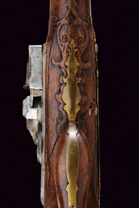 A flintlock gun by Spirckenpichler - Image 2 of 11