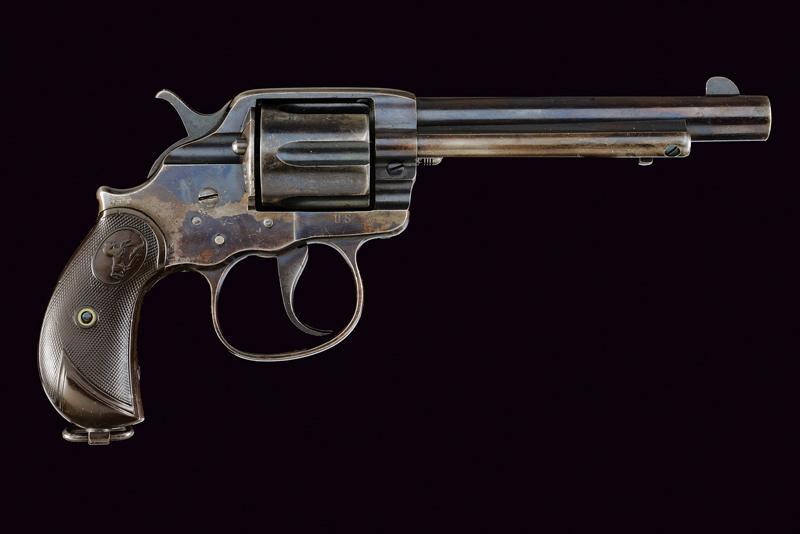 A1878 Colt Model 'Frontier' D.A. revolver - Image 10 of 10