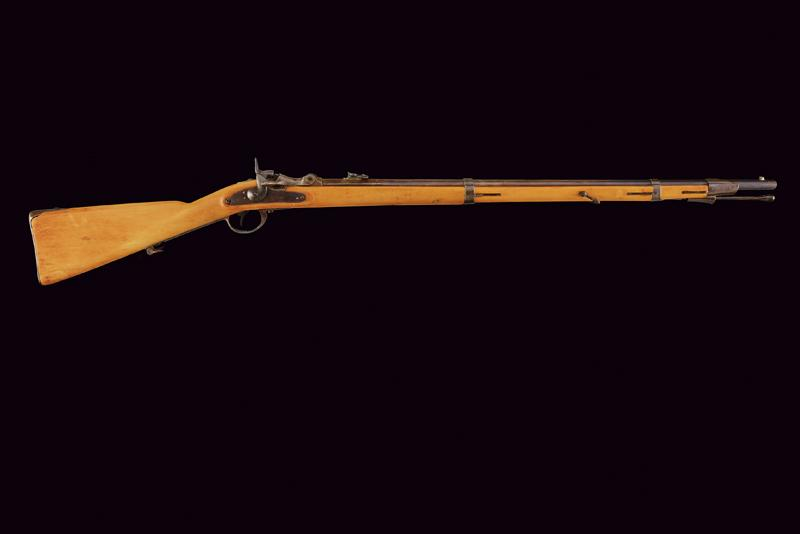 An 1862/67 model Wanzel Infantry rifle - Image 11 of 11