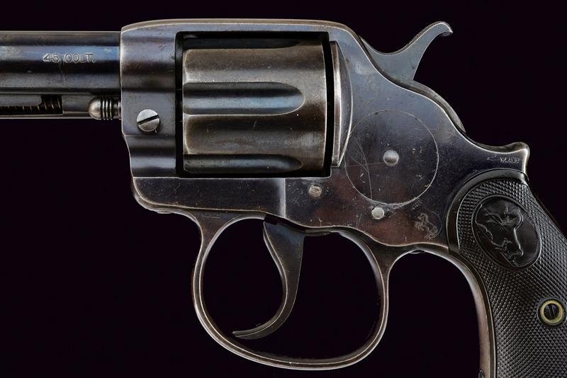 A1878 Colt Model 'Frontier' D.A. revolver - Image 7 of 10