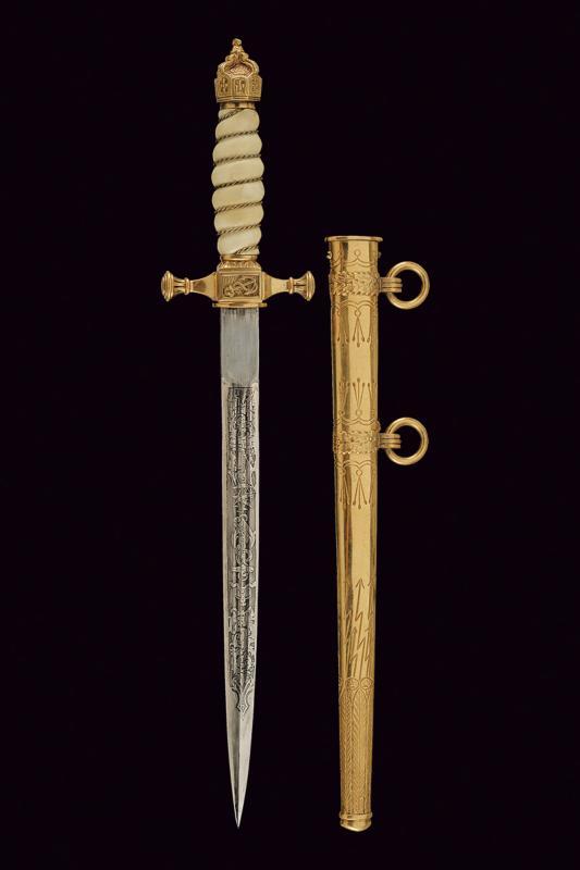 A Kaiserliche Marine dagger - Image 5 of 5